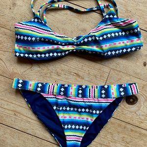 Billabong Sol Searcher Bikini Swim Bundle